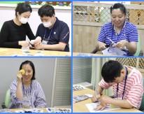 배짱이들의 미술여행 (2021년 장애인복지기금…