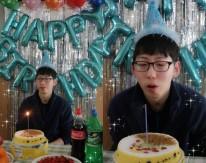 3월 생일파티